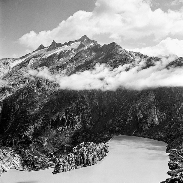 A cultural history of Switzerland's dams