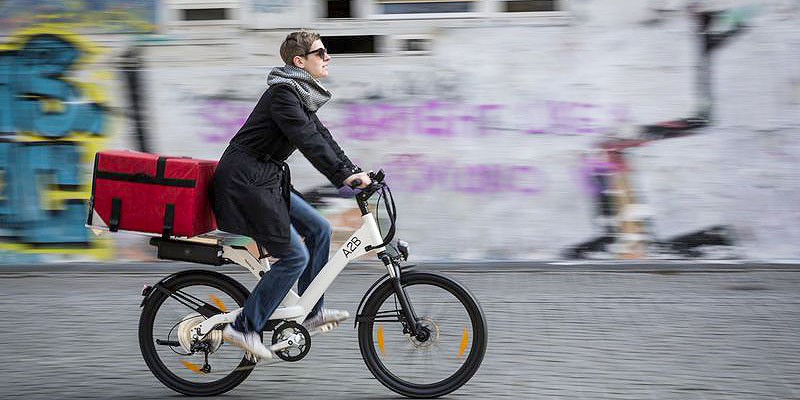 Riding an e-bike promotes fitness and health – already after four weeks