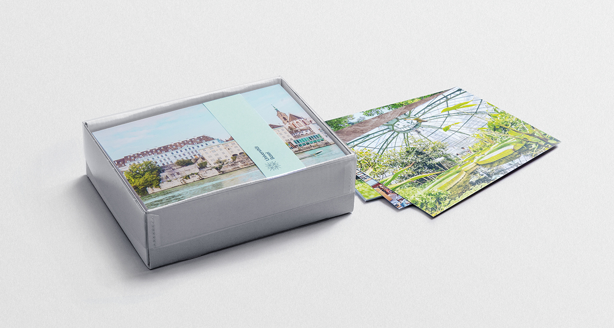 Postcard (Box of 11x9 postcards) | CHF 22.00