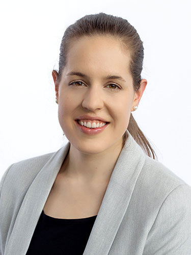 Portrait of Professor Murielle Delley