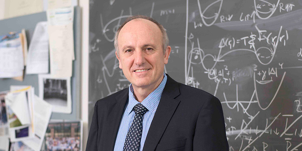Basel Physicist Daniel Loss Receives the King Faisal International Prize