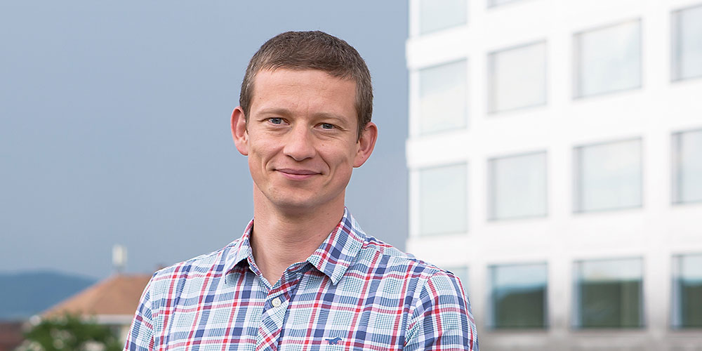 Marek Basler awarded EMBO Gold Medal 2018