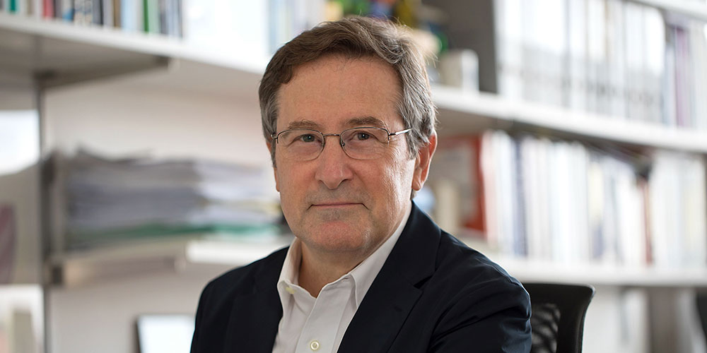 Prof. Dr. Michael N. Hall. (Bild: Universität Basel, Biozentrum, Matthew Lee)