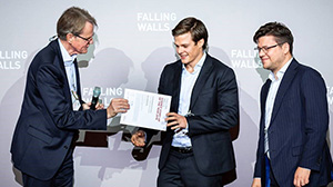 "Verleihung des ""Science Start-Up of the Year 2018"" Awards in Berlin"