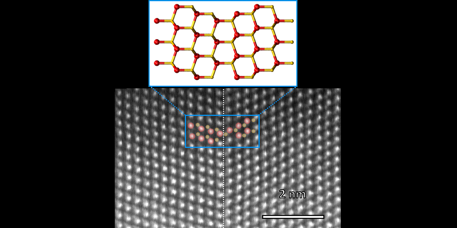 Better thermal conductivity by adjusting the arrangement of atoms