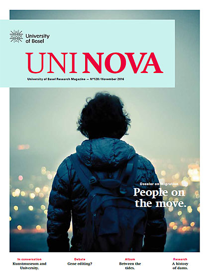 People on the Move – Dossier on Migration (02/2016)