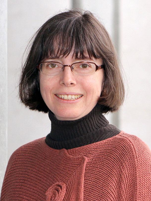Prof. Dr. Fiona Doetsch. (Bild: Universität Basel, Biozentrum)