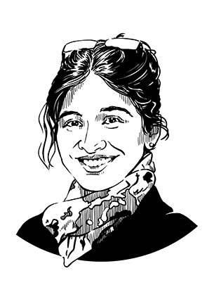 Priya Satalkar. (Illustration: Studio Nippoldt)