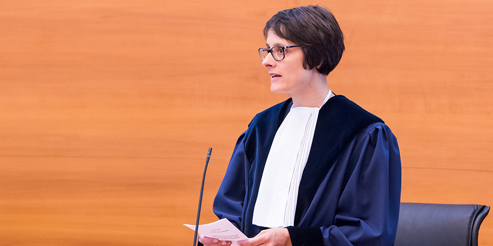 Basel professor acting as judge ad hoc to the International Tribunal for the Law of the Sea