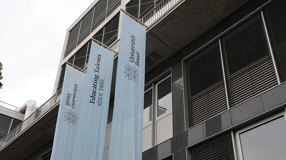 Standort des Departments of Biomedical Engineering ist in Allschwil. (Foto: Universität Basel, Peter Schnetz)
